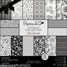 32 SHEET FULL PACK PAPERMANIA CAPSULE COLLECTION CARD MAKING CRAFT BACKING PAPER