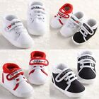 Baby Boy Girls Infant Toddler Soft Sole Crib Shoes Sneaker Newborn to 18 Months6