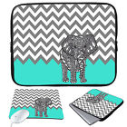 Sleeve Case Bag+Mouse Pad For 11-15.6 Laptop Ultrabook MacBook Pro Air Acer Dell