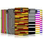 HEAD CASE DESIGNS DYNAMIC STRIPES CASE COVER FOR ONEPLUS ONE