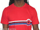 Quiksilver Shirt New Mens Finish Line Red Regular Fit Tee Choose Size