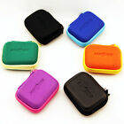 New Firm Zippered Mini Pocket Wallet Case for Earphone Headphone Earbuds Headset