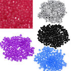 2000 Bicone Acrylic Tiny Spacers Beads 4x4mm M0140