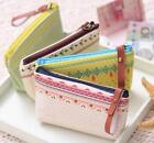 NEW WOMEN Lady Cute Cosmetic Coin Cellphone Makeup Pouch Bag Purse Wallet  HOCA