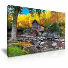 NATURE Country 14 Landscape 1L Canvas Framed Printed Wall Art ~ More Size