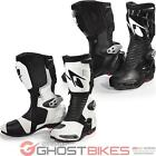 Spyke Totem 2.0 Motorcycle Boots Sports Race Bike Vented Track Boot All Sizes