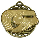 ATHLETICS Vortex Medal Achievement Award FREE ENGRAVING With Ribbon AM926
