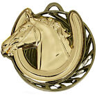 Equestrian Vortex Medal Achievement Award FREE ENGRAVING With Ribbon AM975