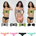 New Women's Sexy Bandage BIKINI Set Padded Swimsuit triangle Superfly Swimwear