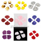 New colourful Silk Flower Rose Petals Wedding Party Decoration