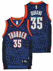 Adidas NBA Youth Oklahoma City Thunder Kevin Durant #35 Swingman Jersey