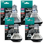ARCADIA BASKING SOLAR SPOTLIGHT UV-A E27 REPTILE BULB LAMP UVA SPOT LIGHTING