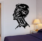 Wall Stickers Man Drawing Art Paint Coolest Decor Mural Vinyl Decal (ig1949)