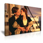 TiTanic Jack and Rose Romantic Movie Canvas Wall Art Deco 9 sizes from 12.99