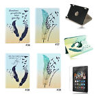 Flying 360° PU Stand Flip Case Cover For Amazon Kindle Fire HD 7 2014 4th Gen