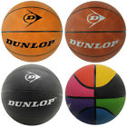 Dunlop Basketball orange dunkelorange schwarz Streetball Basket Ball Gr. 3 7 neu