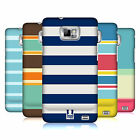 HEAD CASE DESIGNS STRIPES COLLECTION 1 CASE FOR SAMSUNG GALAXY S2 II I9100