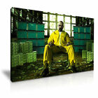 Breaking Bad Walter White Canvas Modern Home Office Wall Art Print