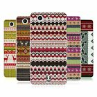 HEAD CASE KNITTED CHRISTMAS SILICONE GEL CASE FOR SONY XPERIA Z3 COMPACT D5803