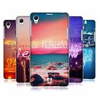 HEAD CASE WORDS TO LIVE BY SERIES 4 SILICONE GEL CASE FOR SONY XPERIA Z1 C6902