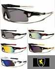 New Khan Sports 100% UV400Sunglasses Baseball Softball Cycling Bike Wraps 5270CM
