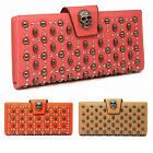 Genuine Leather Ladies Womens Wallet Purse Zip Coins Multi Pocket Card Holder