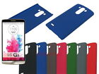 Slim Fitted Textured Hard Case for LG G3