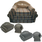 PET SOFA COUCH BED ANIMAL CAT DOG WARM COSY SOFT CUDDLY WASHABLE BASKET HOME NEW