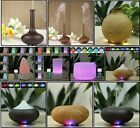 Aroma Diffuser Ultrasonic Humidifier Air Mist Fragrance Aromatherapy Purifier UK