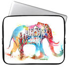 "Elephant 11-15.6"" Laptop Ultrabook Sleeve Bag Case For MacBook Pro Air Acer Dell"
