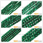 """Wholesale Lot Natural Gemstone Round Spacer Loose Beads 15"""" 6mm 8mm 10mm 12mmStone - 179273"""