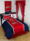 St Louis Cardinals Comforter Bedskirt Sham Pillowcase Twin to King SIze