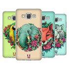 HEAD CASE FLORA AND FAUNA SILICONE GEL CASE FOR SAMSUNG GALAXY A5 DUOS 3G A500H