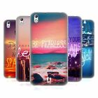 HEAD CASE WORDS TO LIVE BY SERIES 4 SILICONE GEL CASE FOR HTC DESIRE 816
