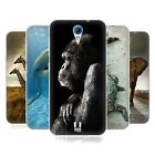 HEAD CASE WILDLIFE SILICONE GEL CASE FOR HTC DESIRE 620