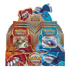 POKEMON EX SPRING 2015 EDITION COLLECTORS TINS - CHOOSE GROUDON EX OR KYOGRE EX