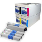 REMANUFACTURED OKI 44469804/722/723/724 LASER TONER CARTRIDGES SINGLE / MULTI