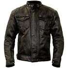 RST ISLE OF MAN TT CLASSIC WAX SHORT CRUISER MOTORCYCLE 1247 JACKET NEW IN STOCK