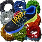 Knotz Elastic Knot Shoelaces - No Tie Easy Stretch Fit Triathlon Sport Laces UK