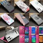 Hybrid Flip Card Wallet Leather Case Cover Stand For Samsung Galaxy/Xperia Phone