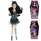 Childrens Mystic Girlz Girls Steffi 29cm Punk Horror Fashion Doll For Ages 3+