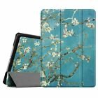 Ultra Slim Vegan Leather Stand Case Cover for Apple iPad 1 1st Generation