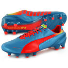 Puma EvoSpeed 1.2 SL FG Firm Ground Soccer Shoes - Cleats 102859-04 $200 size 8