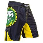 Venum All Sport Fight Shorts (Black/Yellow)