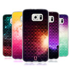 HEAD CASE PRINTED STUDDED OMBRE SILICONE GEL CASE FOR SAMSUNG GALAXY S6 G920