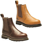 New Mens Dickies Goodyear Welt Construction Steel Toe-cap Safety Boots Size 7-11