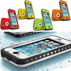 Waterproof Shockproof Dirt / Dust Snow Proof Heavy Duty Case Cover For iPhone 5C