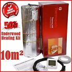 Under Wood Under Laminate Electric Underfloor Heating Kit 10m2 Dual Core