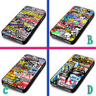MX Racing Motocross Cover Case for iPhone 4 | 5 | 6 | 7