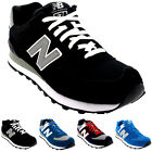 Mens New Balance 574 Classic Low Rise Fitness Sport Running Sneaker US 7.5-12.5